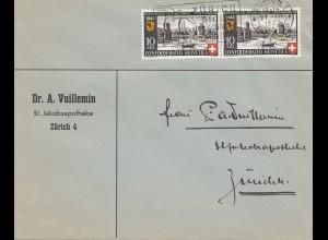 Schweiz: 1942: Zürich