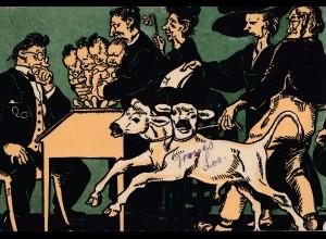 Schweiz: 1908: Schweizerischer Pressetag Lausanne nach Zürich