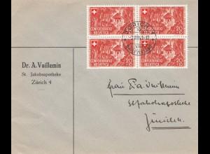 Schweiz: 1941: Zürich nach Jülich