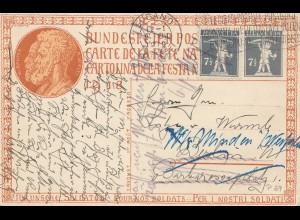 Schweiz: 1919: Lugano