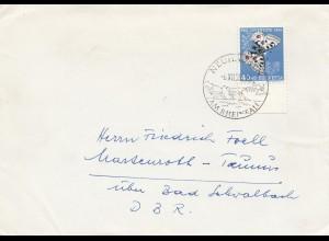 Schweiz: 1955: Neuhausen nach Martenwohl-Taunus