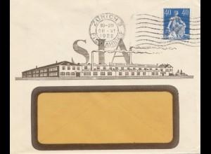 Schweiz: 1922: Zürich