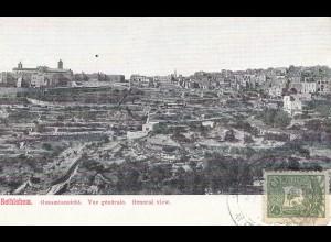 Ansichtskarte Bethlehem