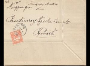 Ungarn: 1916: Großer Trauerbrief