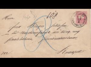 Ungarn: 1887: Budapest
