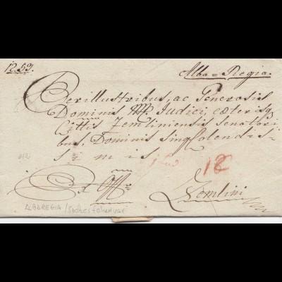 Ungarn: 1800: Brief