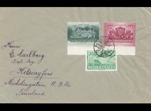 Ungarn: 1936: Miskoh nach Finnland