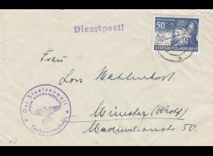 GG: EF der 50Gr.WHW Marke, Staatsanwalt Sondergericht Tschenstochau nach Münster