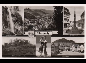 Postkarte Urach