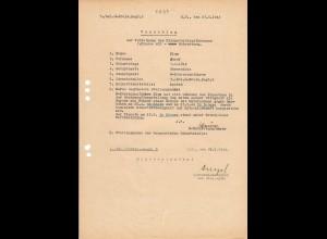 Vorschlag KVK 2. Kl., Bandenkampf, Kosin/Zabuze, 6.44, 3./Gal. SS-Freiw. Reg. 5