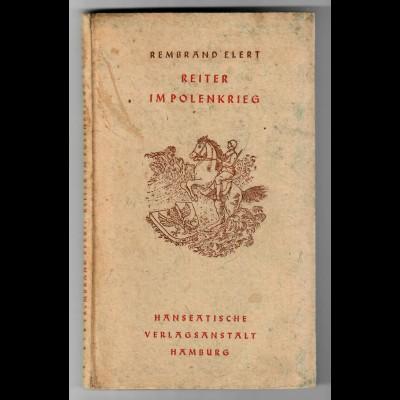 Reiter im Polenkrieg, 1941, Erzählungen über Schlachten, gebunden