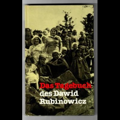 Das Tagebuch des Dawid Rubinowicz, 1985, 1. Auflage