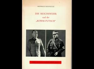 Die Reichswehr und der Röhm-Putsch, 1964, interessant