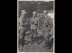 AK Kriegs-WHW 1939/40, Kommando der Sicherheitspolizei Tag der deutschen Polizei