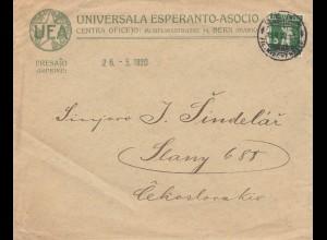 Esperanto -Asocio Bern 1920