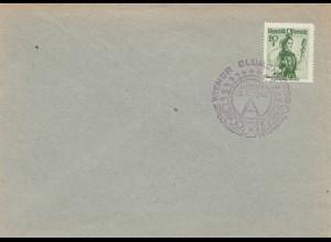 Sonderstempel: Wiener Blumenkorso 1948