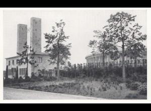 Olympiade Berlin 1936: Ansichtskarte Reichssportfeld Osttor