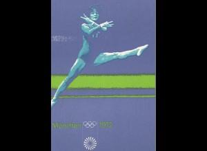 Olympiade München 1972: Briefmarkenausstellung Ingelheim
