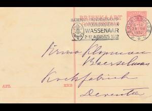 Niederlande: 1932: Wassenaar National Pfadfinderskamp