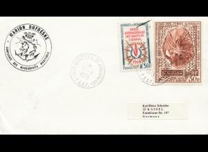 Frankreich 1973: Messagerie Maritimes