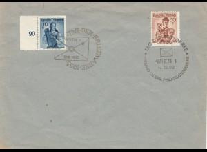 Österreich: Tag der Briefmarke 1953-Wien