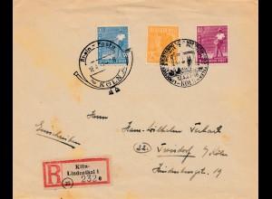 Köln-Lindenthal - Rhein Posta 1947