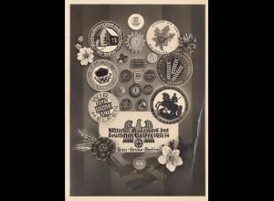 Propaganda: NSDAP Volkswohlfahrt Ansichtskarte