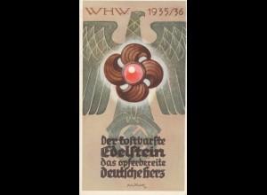 WHW 1935/36 - Edelstein