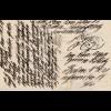 1917: Marine Schiffspost Nr. 14: Dampfer: General-Poststelle Türkei