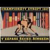 1947 Championaty Evropy-Ringen-Praha