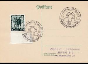 1938: Deutsche Boxmeisterschaften Frankfurt/Main