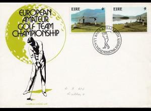 1975: Eire-Irland: European Amateur Golf Team Championship
