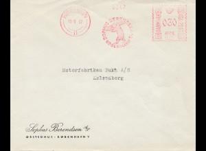 1957: Kopenhagen/Schweden: Sophus Berendsen-Bär