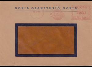1952: Nokia Freistempel Finland: Fisch