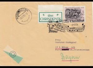 1959: Christkindl - Österreich: über Christkindl - Stille Nacht