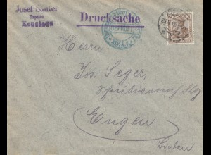 Zensur: 1917: Prüfstelle Konstanz