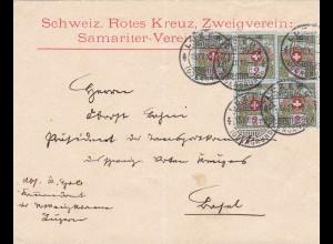 Schweiz: Samariter Verein Luzern 1913