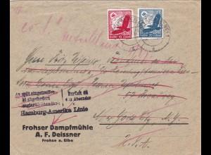 Schönbeck 1937 nach USA-zu spät eingetroffen, nicht abgefordert-zurück