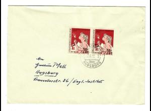 1961 MeF Aindling nach Augsburg