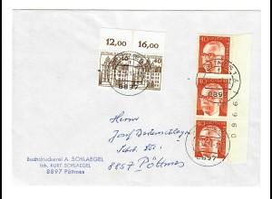 1993 Brief von Pöttmes