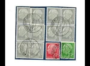 Postsparkarte 1956 Stuttgart-Münster