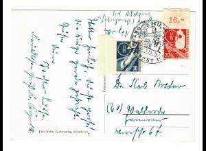 AK Oktoberfest 1953 München