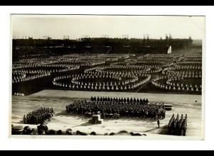 1938: Ansichtskarte Nürberg Reichsparteitag , Sonderstempel nach Radom/Wien