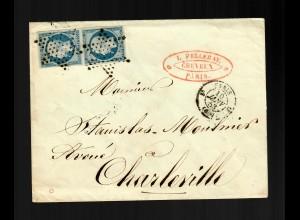 1853 Paris to Charleville, pair #9