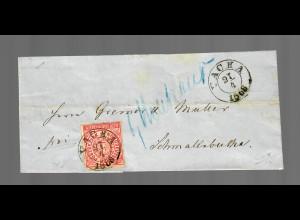 NDP: nachverwendet 1868 T&T, Vacha