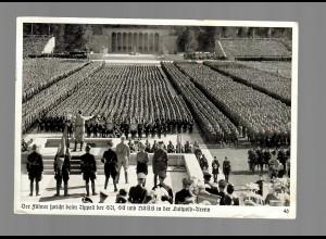 Nürnberger Reichsparteitag 1936, Apell der SA, SS, NSKK nach Stuttgart