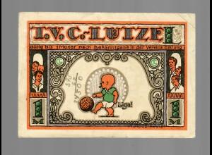 Notgeld TVC Lützel, Turnverein Koblenz-Lützel, 1921