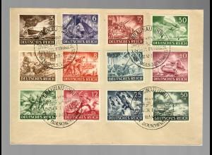 Sonderstempel Braunau, Unser Führer bannt den Bolschewismus 1943