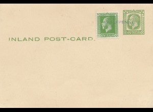 New Zealand: Inland Post-Card