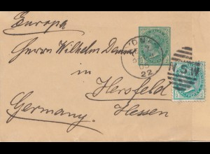 Australia: 1905: NSW - cover to Hersfed - Germany